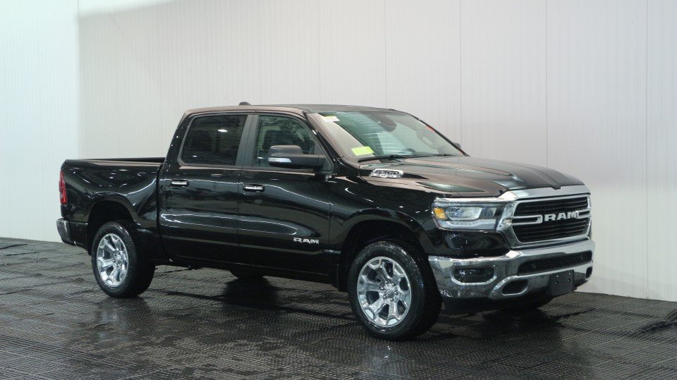 New 2019 RAM All-New 1500 Big Horn/Lone Star Crew Cab in MARSHFIELD #D7938 | Quirk Chrysler ...