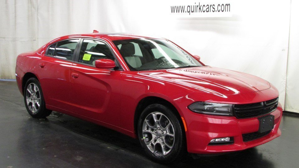 2016 Dodge Charger SXT AWD PLUS