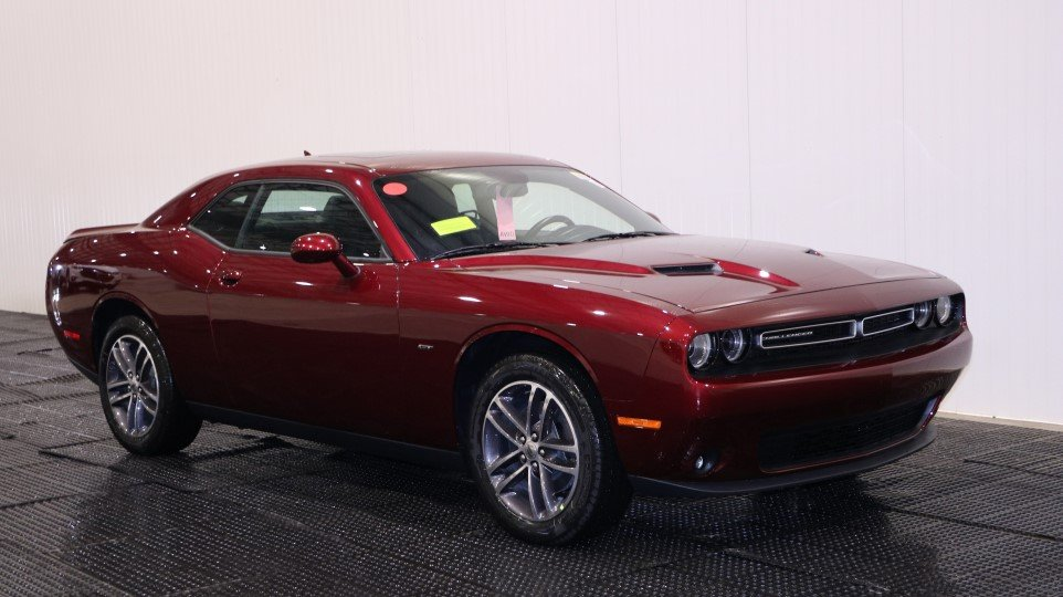 New 2018 DODGE Challenger GT Coupe in MARSHFIELD #D7462 | Quirk Chrysler Dodge Jeep Ram