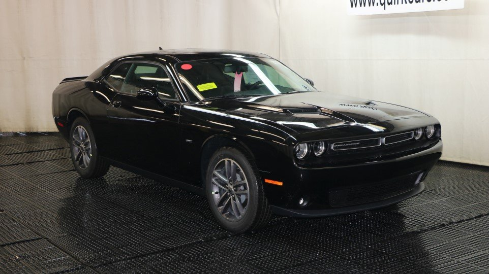 New 2018 Dodge Challenger GT Coupe in MARSHFIELD #D7043 ...