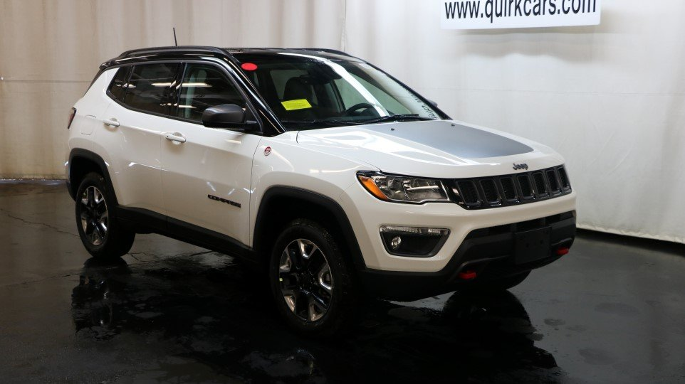new 2017 jeep compass trailhawk sport utility in marshfield d6313 quirk chrysler dodge jeep ram. Black Bedroom Furniture Sets. Home Design Ideas