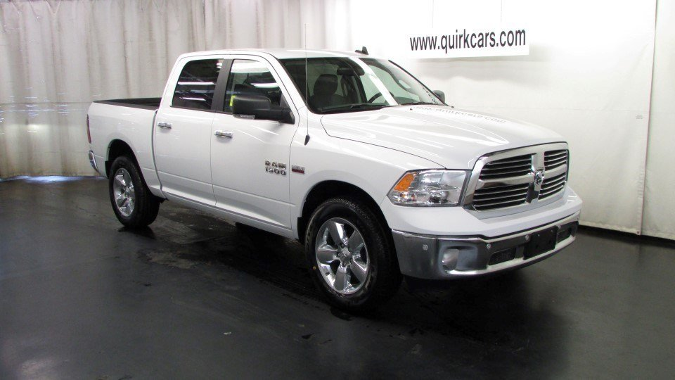 new 2016 ram 1500 big horn crew cab pickup in marshfield d5178 quirk chrysler dodge jeep ram. Black Bedroom Furniture Sets. Home Design Ideas
