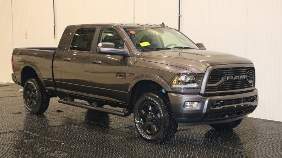 New Ram Laramie Mega Cab In MARSHFIELD D Quirk - Chrysler 2500